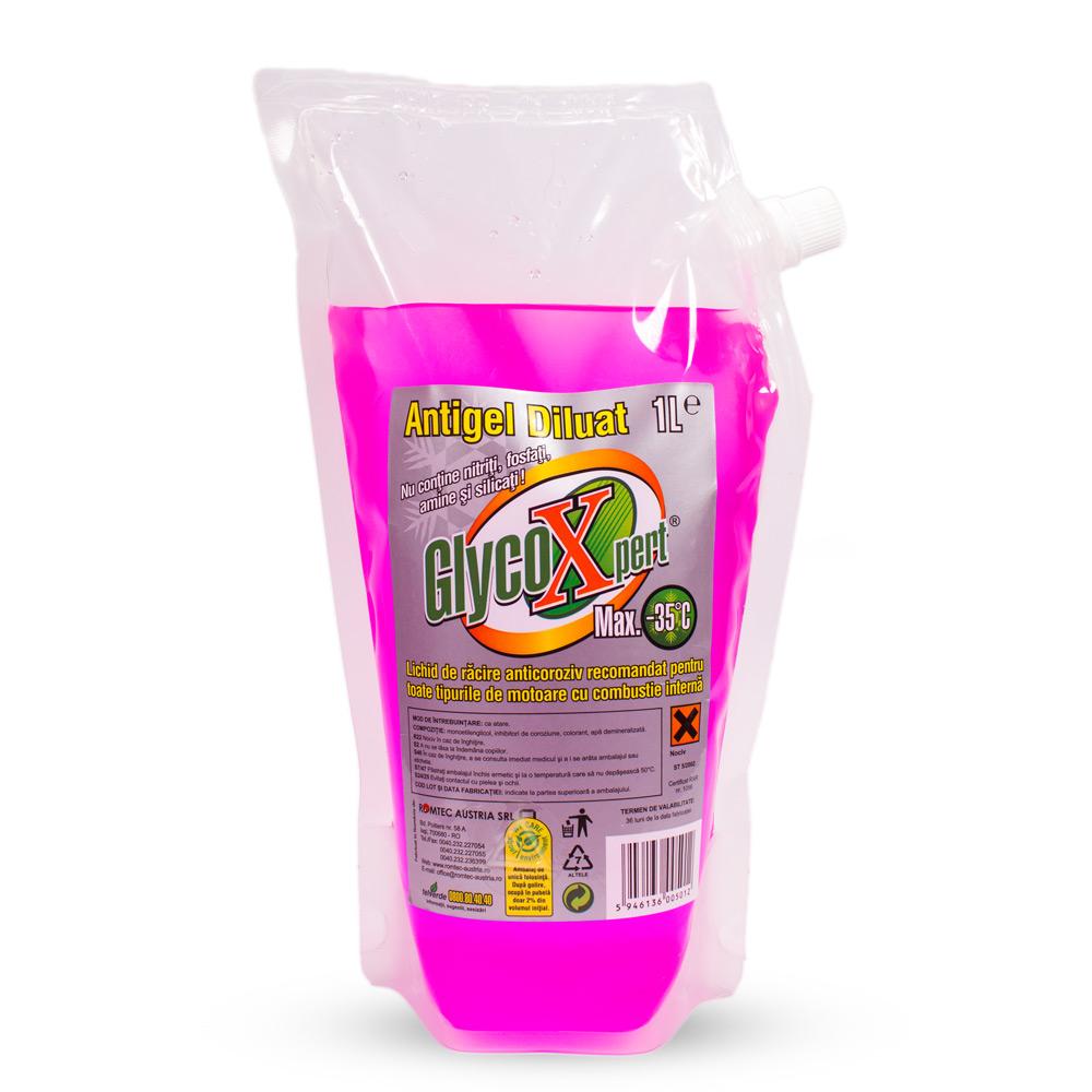 GlycoXpert® max. –35°C Antigel diluat, 1L