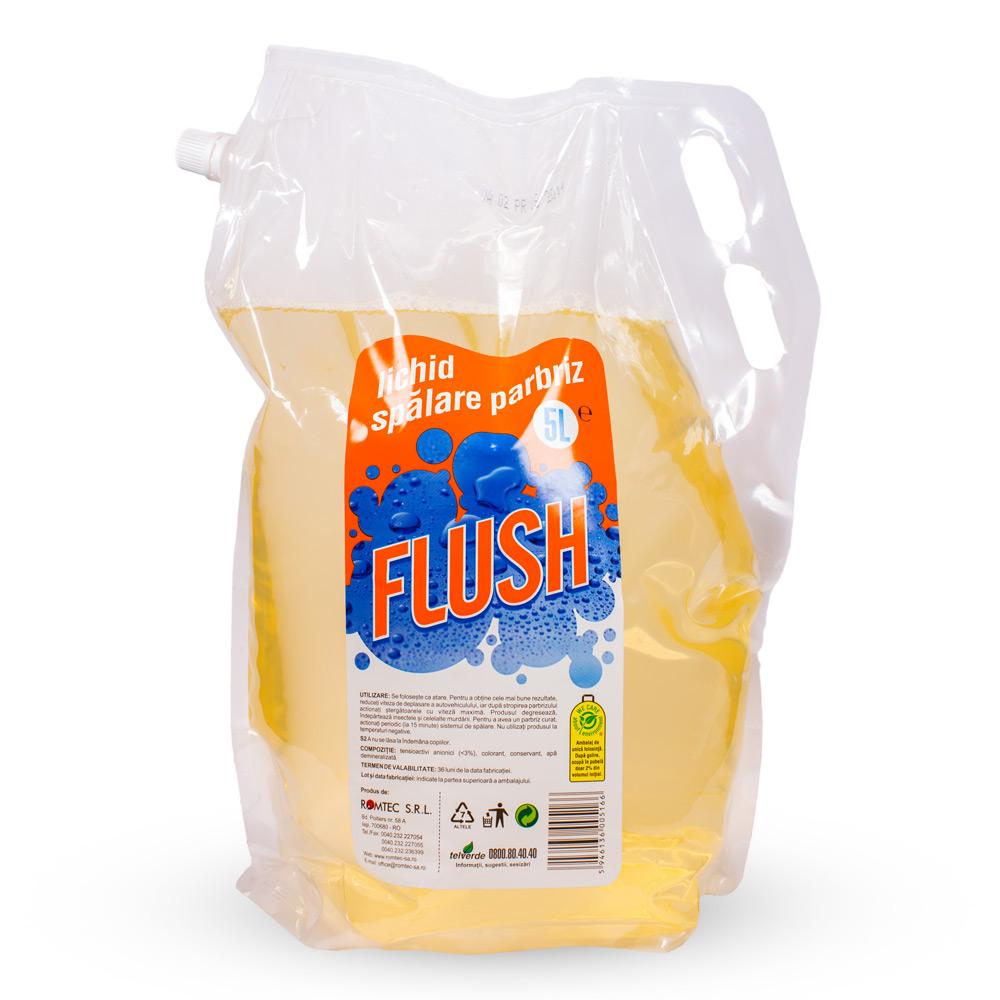 FLUSH Lichid spălare parbriz, 5L
