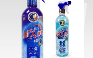 JetXpert® Degivrant –35°C