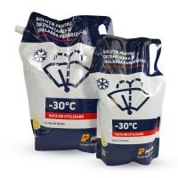 Petrom - Soluţie pentru dezghețarea și spălarea parbrizului –30°C