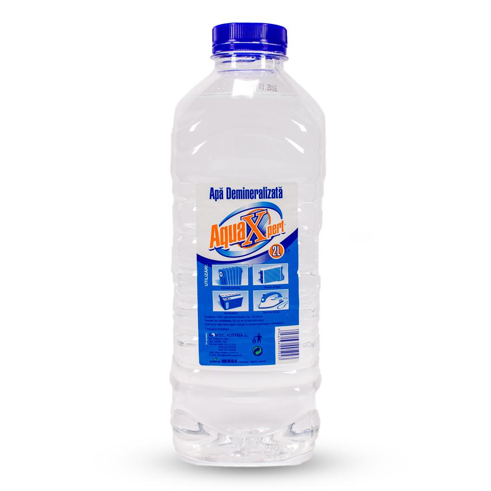 AquaXpert - Apă demineralizată, 2L