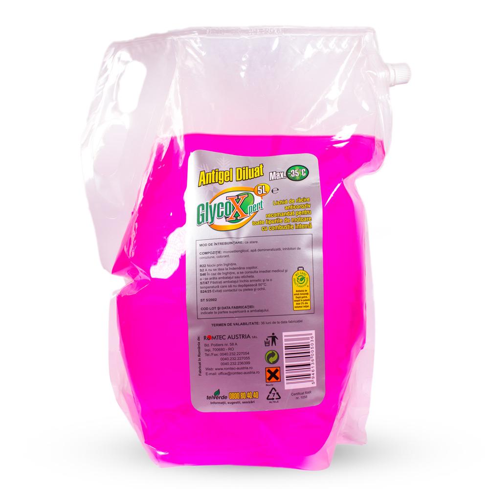GlycoXpert® max. –35°C Antigel diluat, 5L