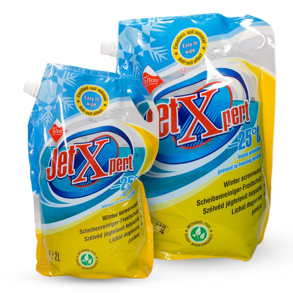 JetXpert® –25°C cu Teflon™ surface protector, 2l, 4l