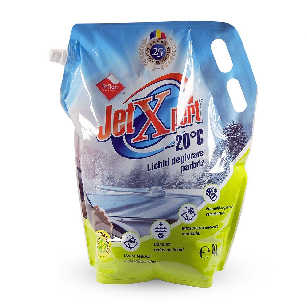 JetXpert® –20°C cu Teflon™ surface protector