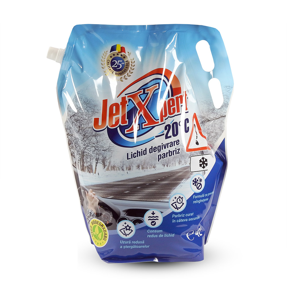 JetXpert® –20°C