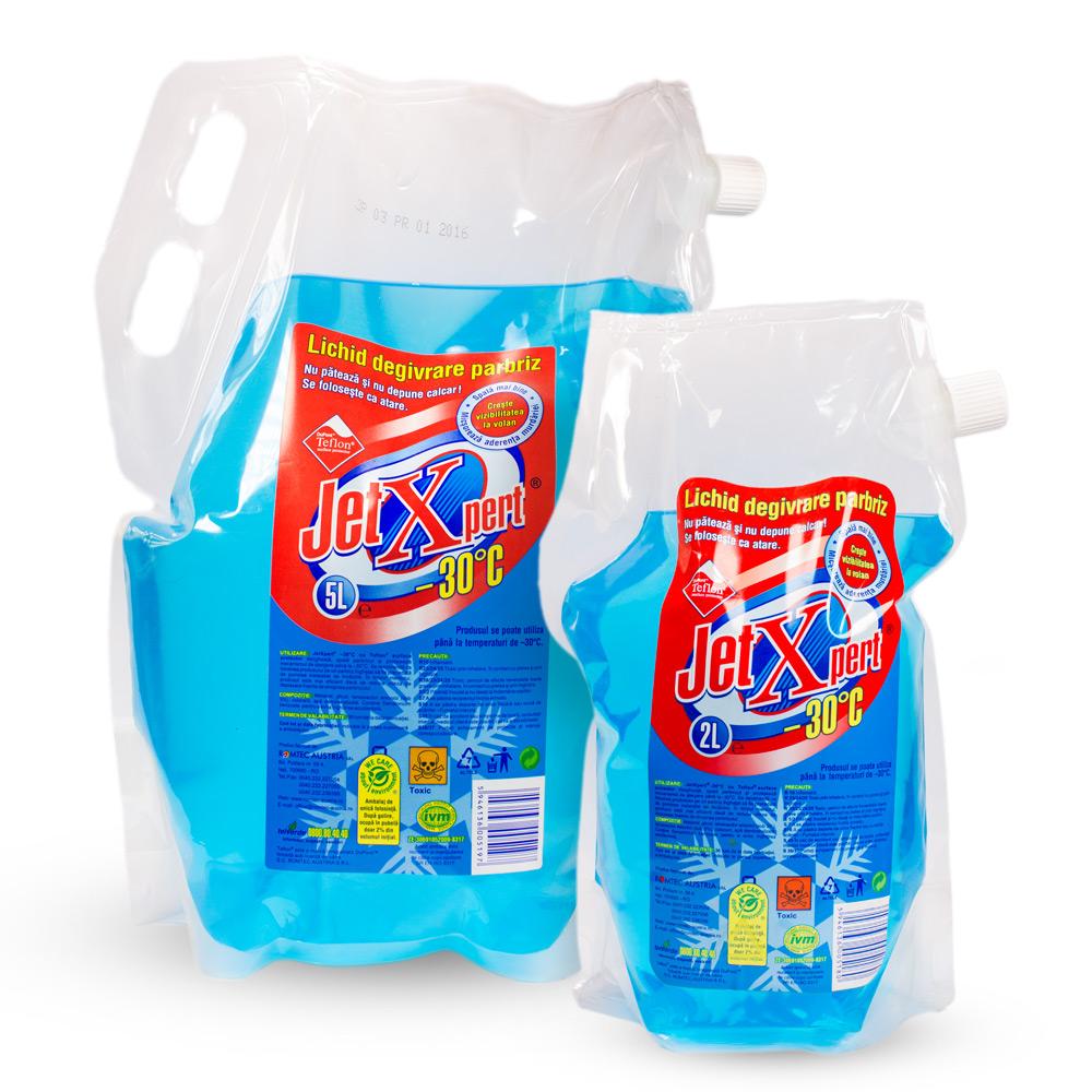 JetXpert® –30°C cu Teflon® surface protector, 2L, 5L
