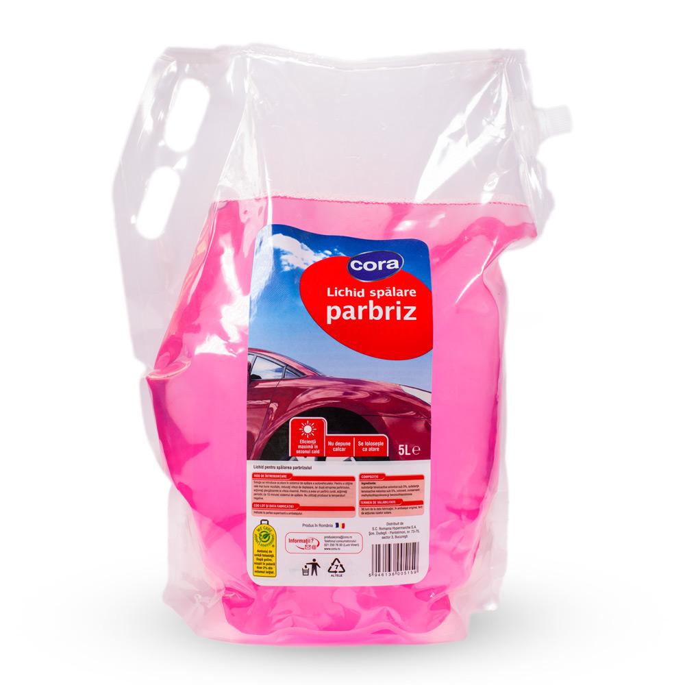 CORA – Lichid spălare parbriz, 5L