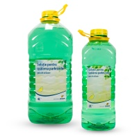 Soluţie pentru spălarea parbrizului - Petrom, 2L, 4L