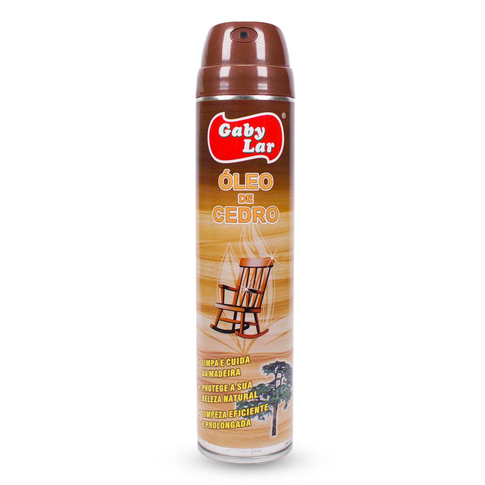 Gaby Lar - Óleo de Cedro, Spray 400ml