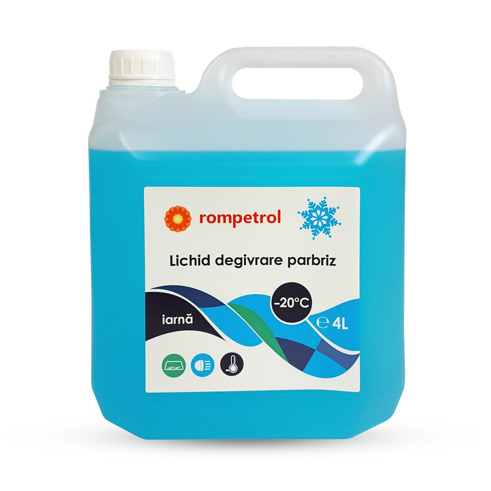 Rompetrol - Lichid Degivrare Parbriz 4l
