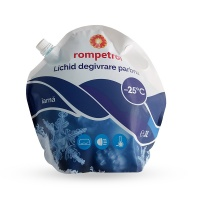 Rompetrol - Lichid Degivrare Parbriz –25°C - 3L