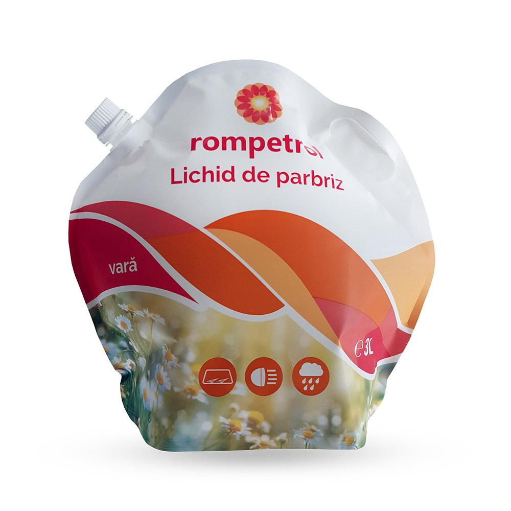Rompetrol - Lichid Parbriz, 3L