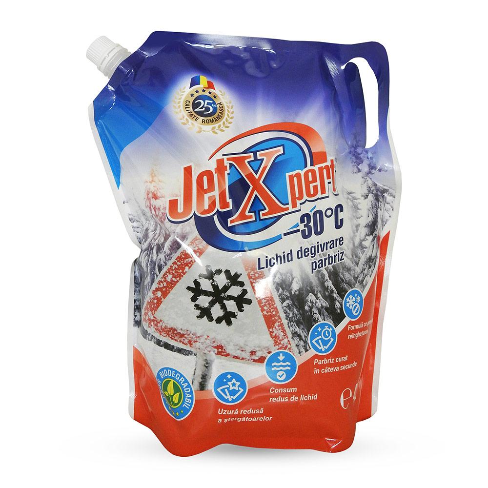 JetXpert® –30°C, Lichid Degivrare Parbriz, 4L