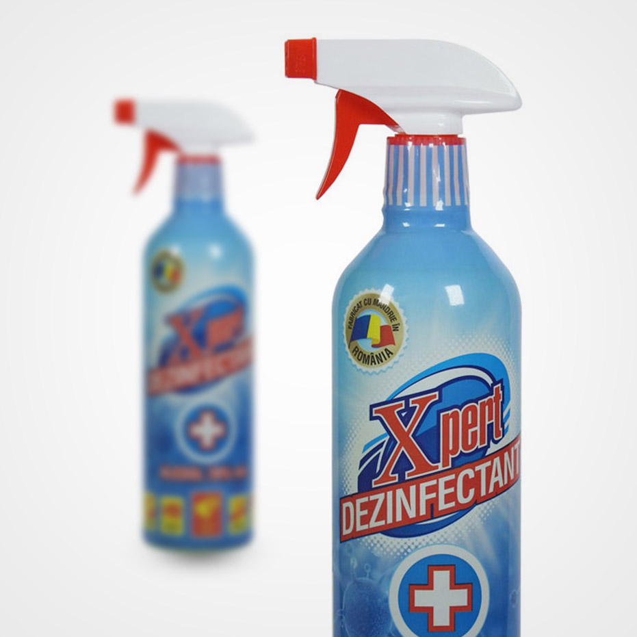 Romtec-Austria lansează Xpert Dezinfectant
